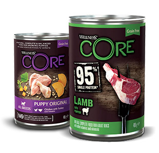Wellness Core 95% cans